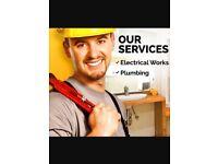 Experienced Electrician & Plumber/ fridge freezer & washing machine repairs