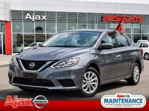 2017 Nissan Sentra 1.8 SV*Style Package*Only 6km