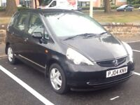 2004 (Apr 04) HONDA JAZZ 1.4 i-DSi SE - Hatchback 5 Dr - Petrol - Manual - BLACK *SUNROOF/LOW MILES*