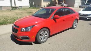 Excellent Deal! 2015 Chevy Cruze