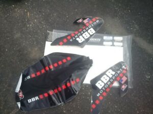 graphics and seat cover for 01 to 03 (? others ) xr/ crf 80/100