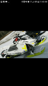 Skidoo freeride 800 priced to sell!