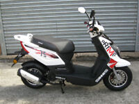 SINNIS Prime 50cc 2017 brand new