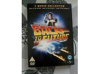 Back to the Future box set dvds