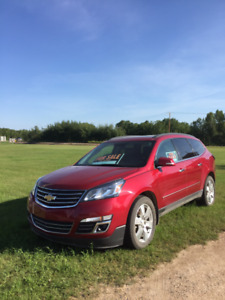2013 ChevTraverse LTZ SUV, Great deal! Loaded and full warranty!