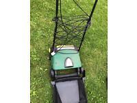 400 w Electric lawn Raker