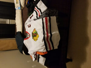 Toews - Chicago jersey