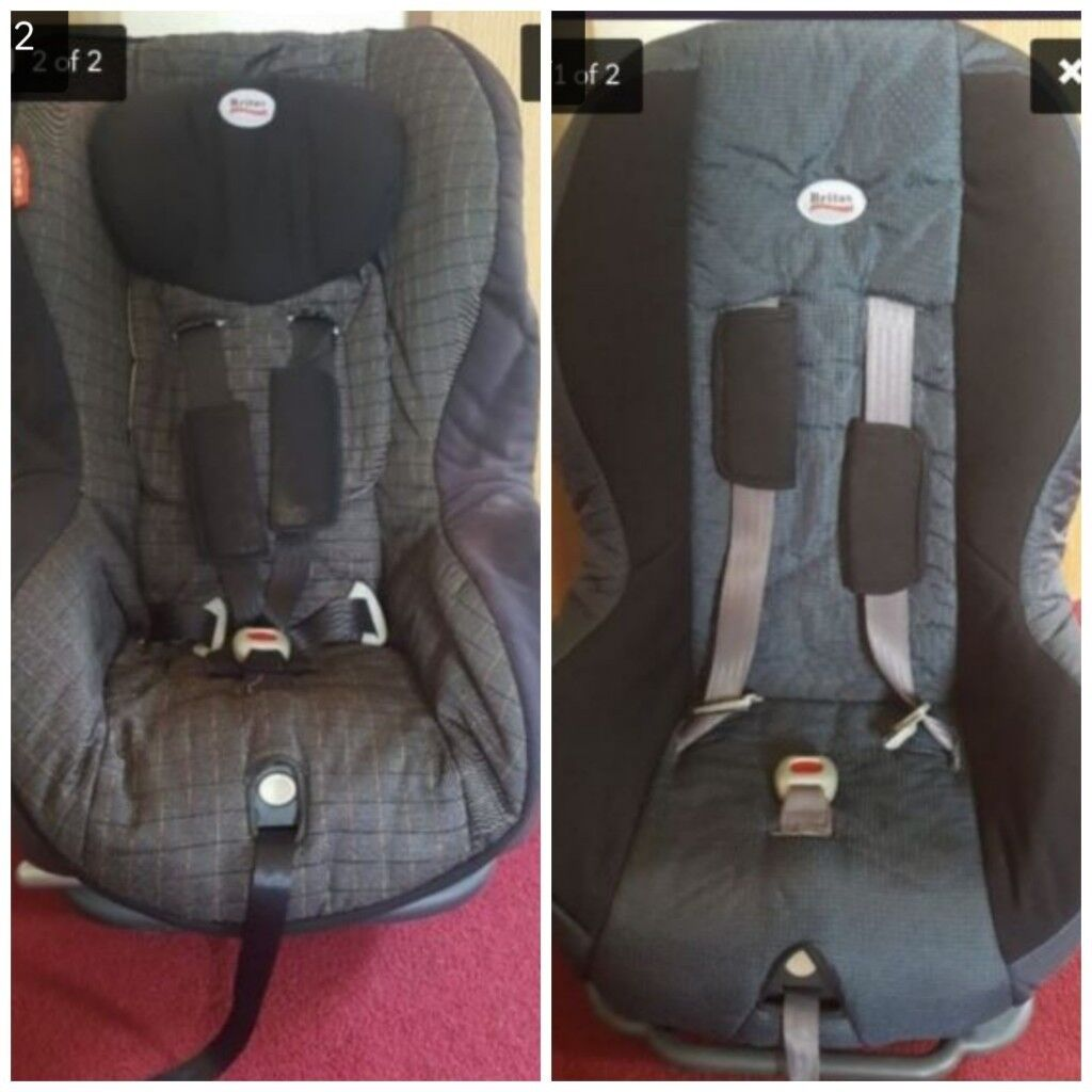 2x britax car seatin Bridge of Don, AberdeenGumtree - BRITAX CAR SEAT From 6 months to 4 years Navy or Black Very sturdy but NOT isofix Very good condition would just need a wipe down. Covers come off aswell to wash. NO TIME WASTERS £10 per seat BARGAIN Collection Bridge of Don