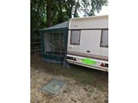 Sprite Caravan 1995 For Sale - excellent condition.