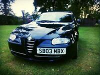 Alfa Romeo 1,6 long mot 63k may swap