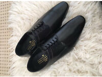 BRAND NEW WITH LABELS MENS LEATHER SHOES FROM NEXT SIZE 6.5