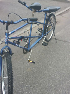 Norco Tandem Bike for sale