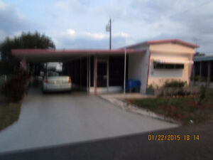 OVER SIZE MOBILE FOR RENT IN BRADENTON FLORIDA