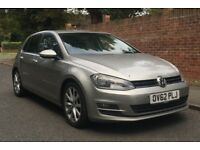 (62 reg) Volkswagen Golf Gt BlueMotion