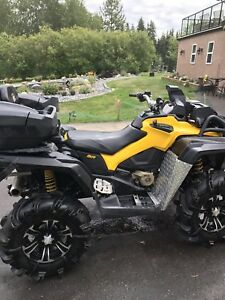 Reduced 2013 Can-am Xmr 1000
