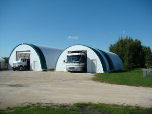 G&B Portable Fabric Buildings - Spectacular Fall Pricing!