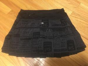 Size 2 Lululemon Skirts