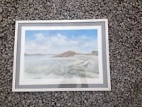 Limited edition landscape/seascape of Isles of Scilly