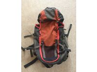 Quechua 40L backpack. Very good condition.
