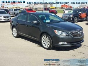 2014 Buick LaCrosse Premium I  - Certified - Leather Seats -  Bl