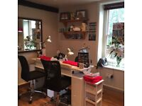 Therapy beauty room