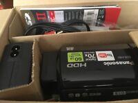 Panasonic aft-h81 video camera