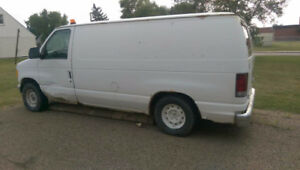 1993 Ford E-350 Wagon