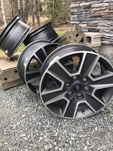 """18"""" ford factory rims for sale"""