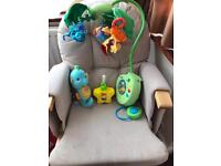 Baby Mobiles x3 (selling together for £20)