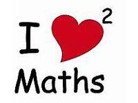 Maths Tutor (GTCS Registered Teacher) available - S1-Higher