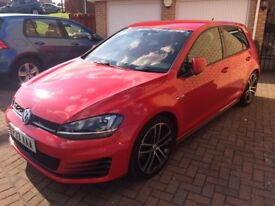 Volkswagen Golf GTD 5 door manual - immaculate