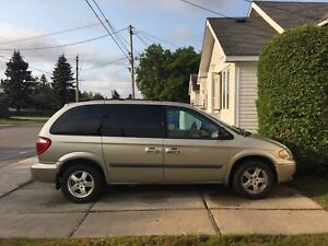 2007 Dodge Minivan for sale