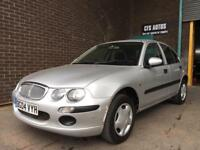 2004 ROVER 25 LOVELY CAR MOT EXPIRED