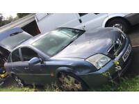 04 Vauxhall Vectra 2.0 diesel spares or repairs