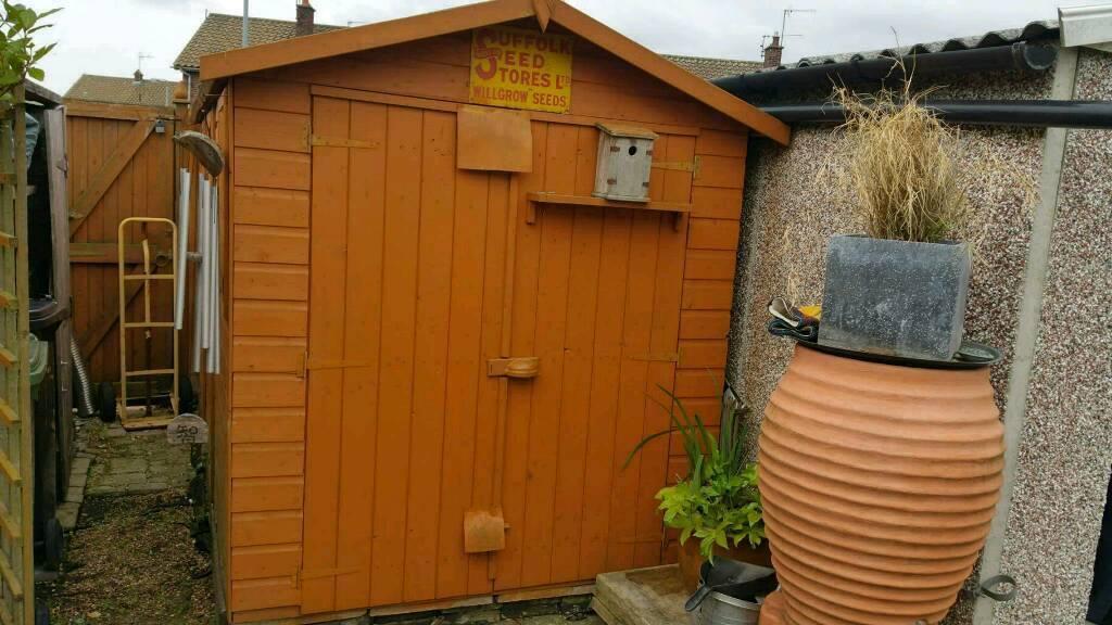Garden Sheds 12x6 shed 12x6 garden shed | in heacham, norfolk | gumtree