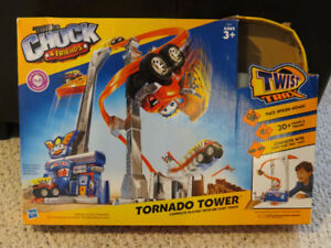 Tonka Chuck and Friends car set