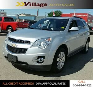 2011 Chevrolet Equinox 2LT Air Conditioning, Digital Audio In...