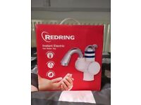REDRING TAP Electric Instant Hand Wash Cleaner Water Heater 3KW Over sink Tap