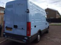 Iveco daily 2002 mint condition inside and out no vat