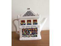 The queen Victoria tea pot by WADE.