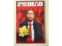 Shaun of the Dead / Simon Pegg & Nick Frost - Graphic Novel & Photo Bundle
