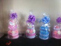 Nappie cakes