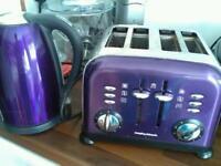 Kettel toaster microwave