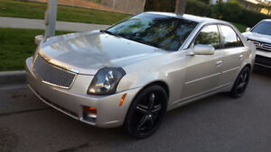 2006 Cadillac CTS Sedan with 20'rims included