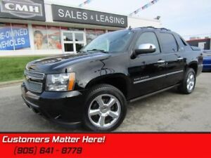 2013 Chevrolet Avalanche LTZ  BLACK-DIAMOND NAV ROOF COOLED-SEAT