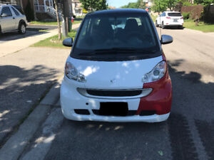 2011 Smart Fortwo Passion Coupe (2 door)