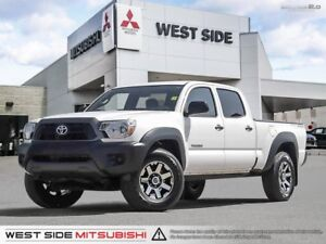 2014 Toyota Tacoma Double Cab-Accident Free-Satellite Radio-