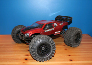Complete Traxxas Mini E Revo 1/16 RC car truck RTR Electric