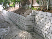 Need block work