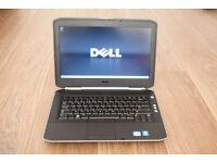 Dell Latitude E5420 laptop 500GB HD Intel 2.1ghz x 4 Core i3-2nd generation processor